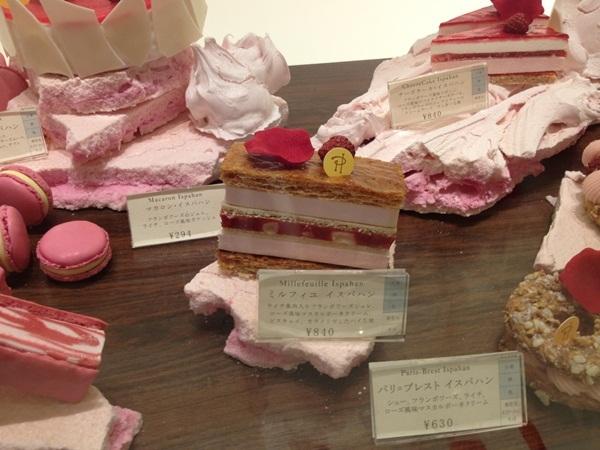 【東京出差4日】Day2 新宿百貨逛透透。必逛馬卡龍名店PIERRE HERMÉ @凱的日本食尚日記