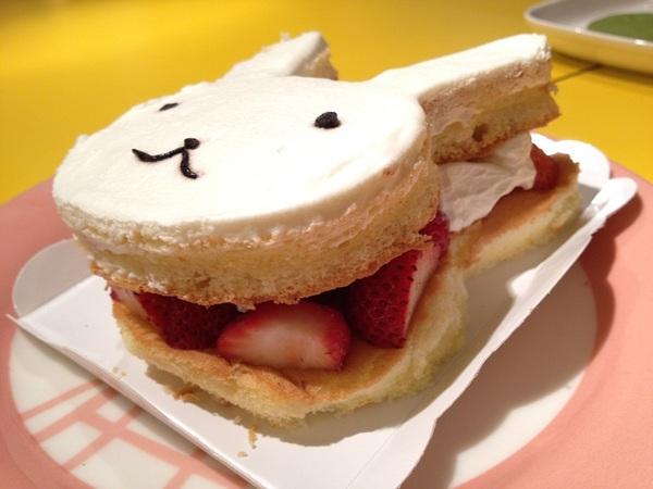 【Aranzi Cafe】阿朗基咖啡南西店。可愛趣味指數:100 @凱的日本食尚日記