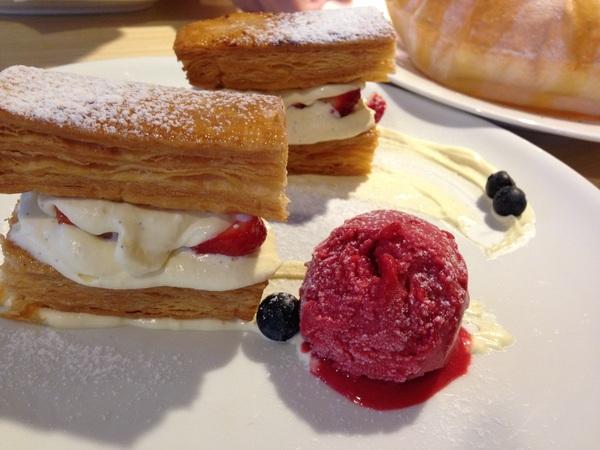 【法式午茶】SEASON Cuisine Pâtissiartism 甜點概念餐廳。極品千層派推薦 @凱的日本食尚日記