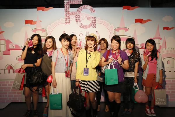 【活動】第六屆FG時尚美妝評鑑大賞&時尚髮型秀 @凱的日本食尚日記