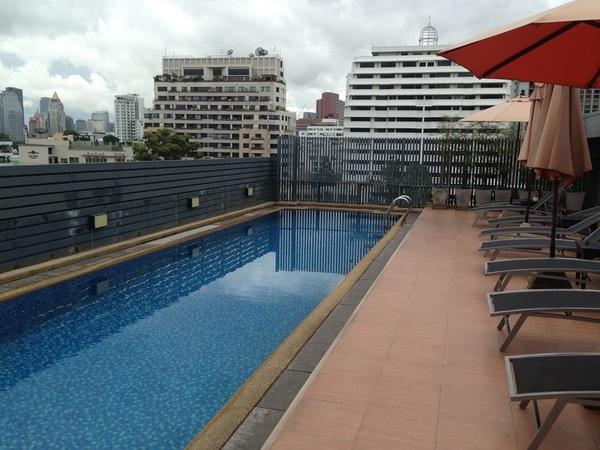 【曼谷】Hotel Solo sukhumvit 2素坤逸麗亭酒店。環境設施與自助早餐分享 @凱的日本食尚日記
