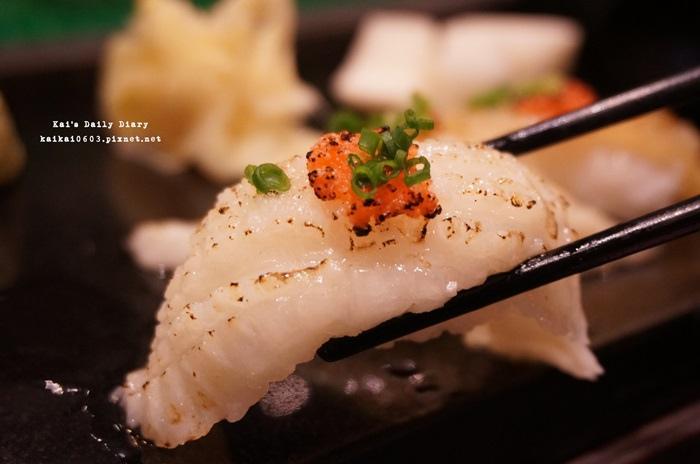 【HANA壽司】永和也有精緻日式料理。又來大吃炙燒壽司囉 @凱的日本食尚日記