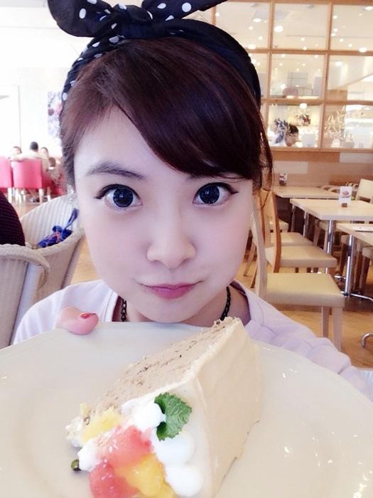 【Afternoon tea】舊愛大復活。進擊的紅茶戚風蛋糕 @凱的日本食尚日記