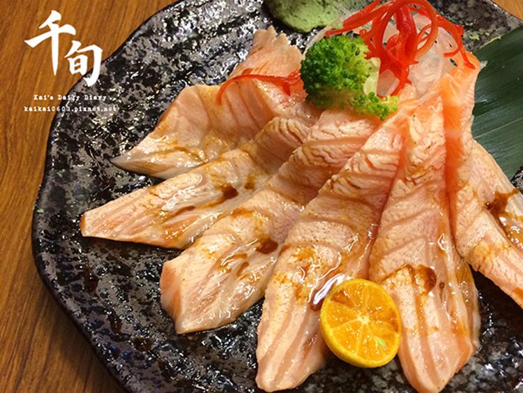 【美味關係】千旬和風日式料理。終於在淡水有個私房美食小館了 @凱的日本食尚日記