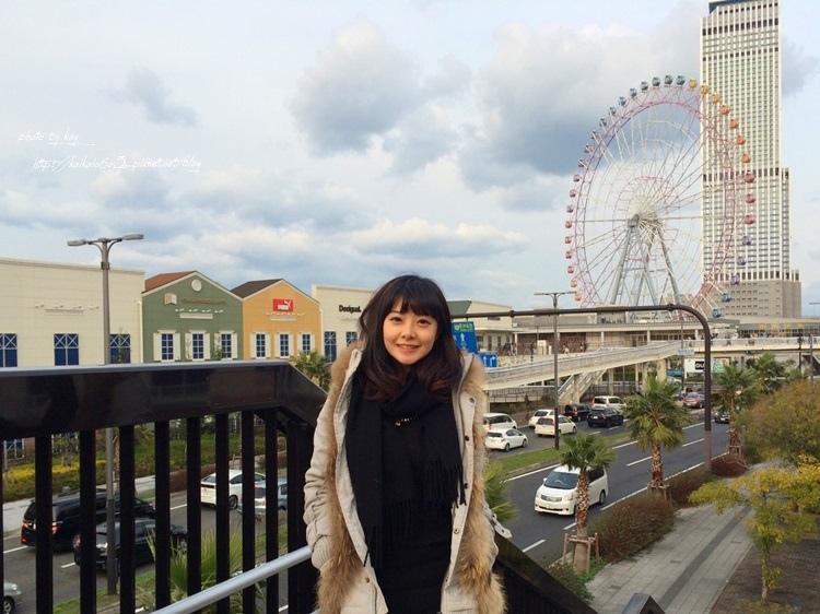 【大阪。臨空城】關西機場附近的Rinku Premium Outlets。早班飛機到大阪的好去處 @凱的日本食尚日記