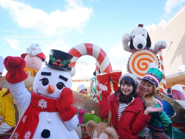 延伸閱讀:【2014大阪過聖誕】繽紛歡樂的環球影城全紀錄。遊行+商店+遊戲+戰利品分享