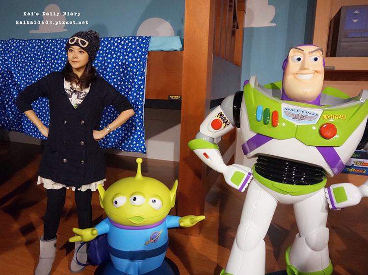 【活動】迪士尼90周年特展。跟我最愛的迪士尼人物們大合照♥♥♥ @凱的日本食尚日記