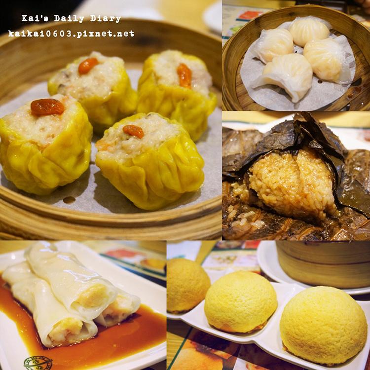 【添好運台灣一號店】最親民易入手的米其林餐廳。終於摘了第一顆星紀念小食記 @凱的日本食尚日記