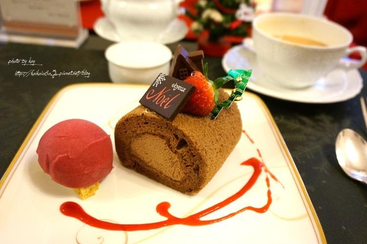 【2014大阪過聖誕】GOKAN-五感咖啡北浜本館。平安夜的浪漫下午茶 @凱的日本食尚日記