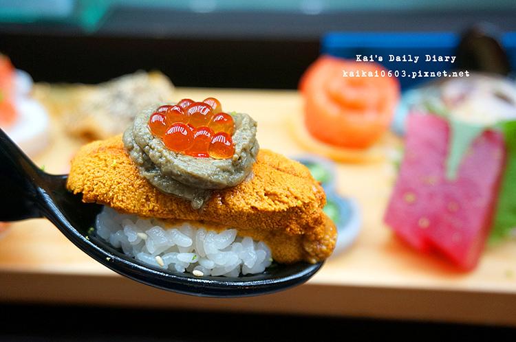 【美味關係】丸億生魚片 鮮美海味、完美綻放日式料理雙人愛評體驗 @凱的日本食尚日記