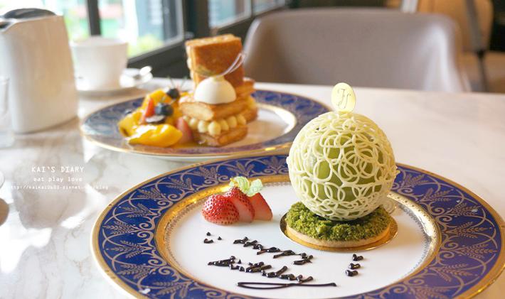【法蕾‧熊 手工經典舒芙蕾】驚喜連連的浪漫生日下午茶♥♥♥ @凱的日本食尚日記