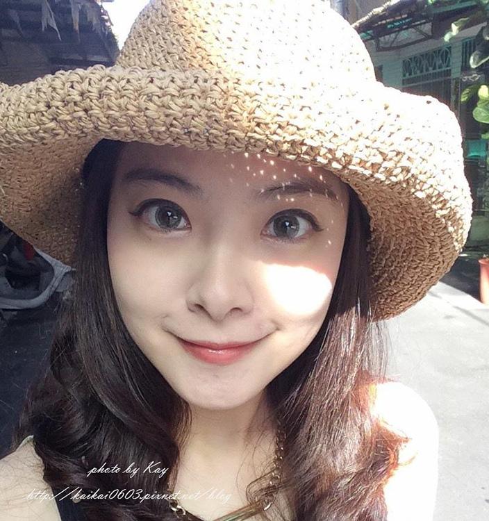 【隱眼】天然混血娃娃眼♥海昌城市系列-羅馬綠月拋隱形眼鏡 @凱的日本食尚日記