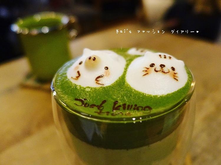 """延伸閱讀:【高雄鳳山】Parlare coffee 怕喇咧咖啡。超""""澎""""的立體小熊拉花"""