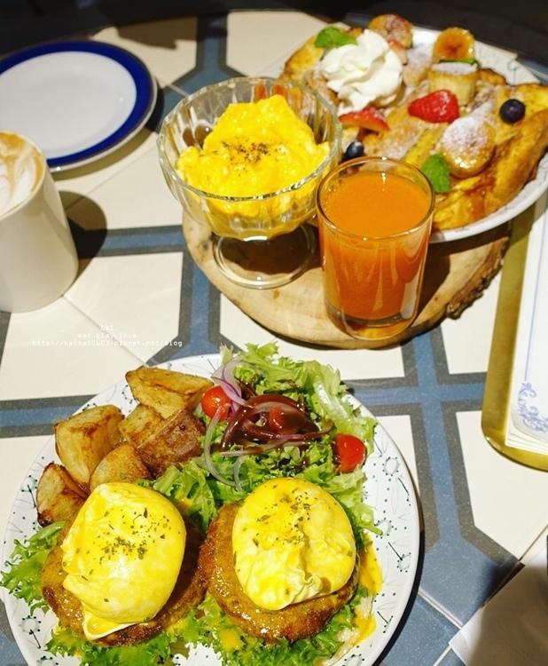 【September Café 九月咖啡】周末小貴婦早午餐 @凱的日本食尚日記