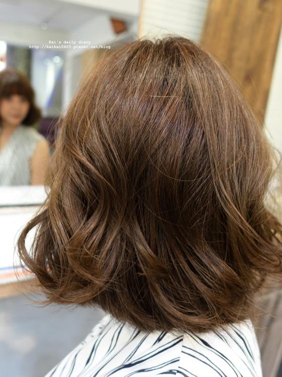 【染髮】2016秋冬大勢髮色:『光澤蜜褐色』染髮日記 @凱的日本食尚日記