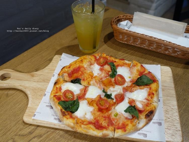 【2016東京美食】來自羅馬的超~美味披薩。原宿竹下通PINSA DE ROMA @凱的日本食尚日記