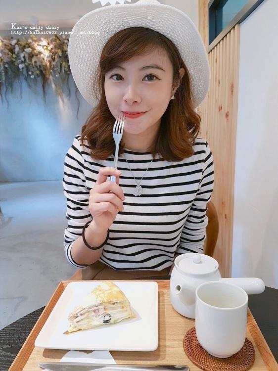 【台北 / 忠孝復興】找到最像HARBS的水果千層蛋糕!仁愛路巷內的人氣小店:折田菓舖