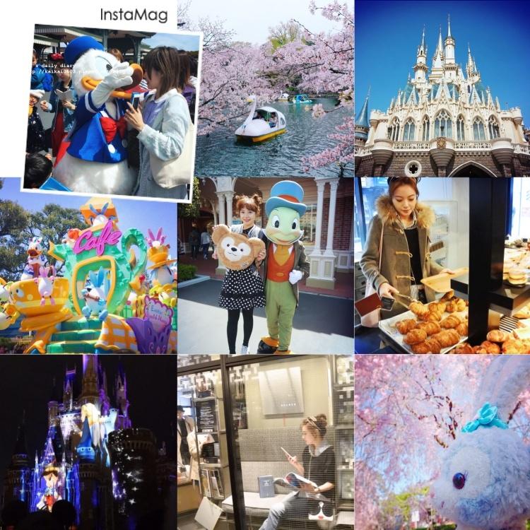 【2017東京7日】賞櫻、逛街、迪士尼一個都不能少。計畫了200天的夢想之旅7天6夜行程表 @凱的日本食尚日記