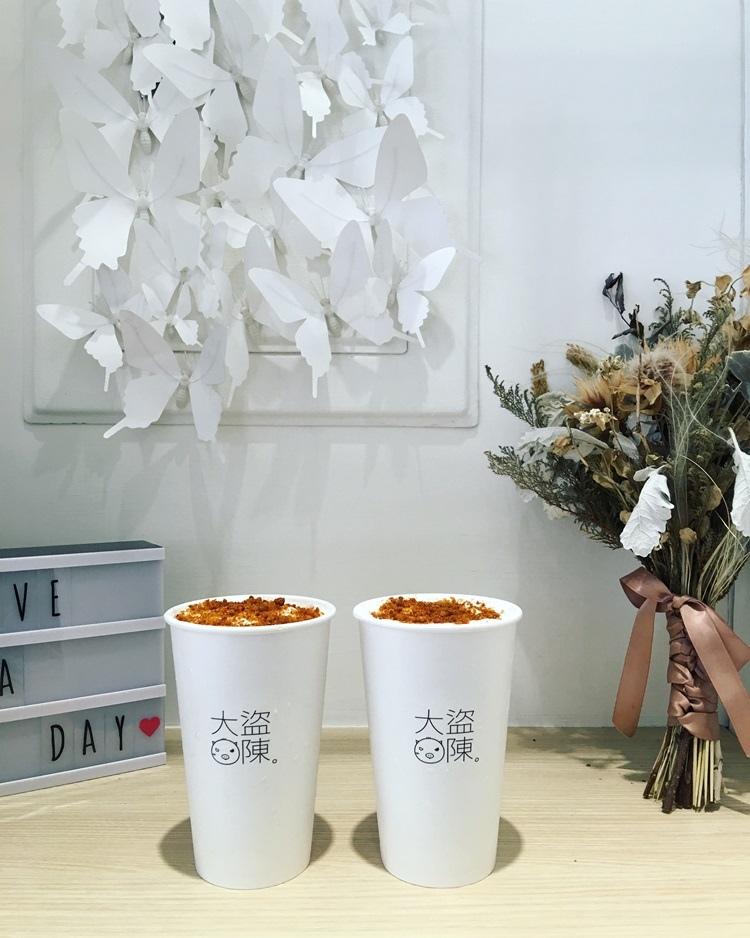 ☆【台北 / 大稻埕】名子很吉利的月老奶茶 & 滋味很奇妙的烏魚子奶蓋茶 @凱的日本食尚日記
