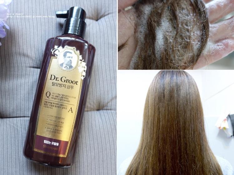 ☆【洗髮】全家一起來養髮。韓國熱賣Dr. Groot重生養髮秘帖 @凱的日本食尚日記