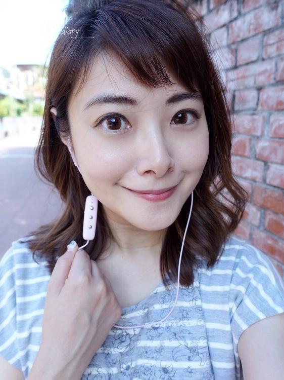 ☆【3C】耳機也要少女心。Happy plugs優雅牛奶粉藍牙耳機開箱 @凱的日本食尚日記