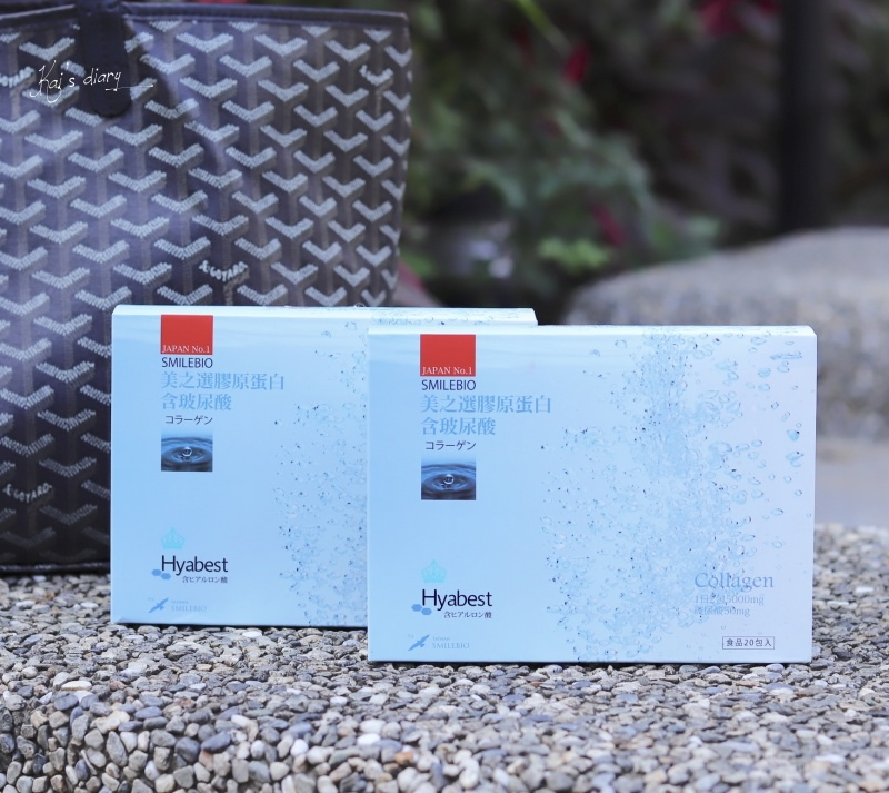 ☆【保養】推薦高效保養法寶。美之選膠原蛋白吃的玻尿酸 @凱的日本食尚日記