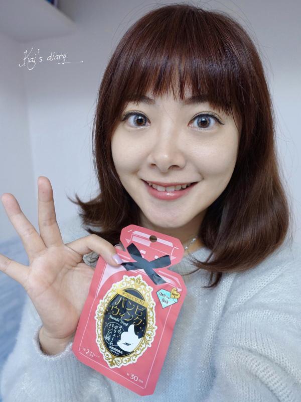 ☆【美睫】Bambi Wink超萌晶漾滋養錠試吃紀錄-第二個月③ @凱的日本食尚日記