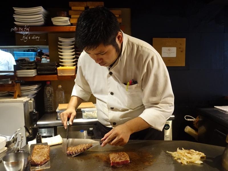 ☆【2018神戶】志ん 神戶牛鐵板燒。超值豪華商業套餐 @凱的日本食尚日記