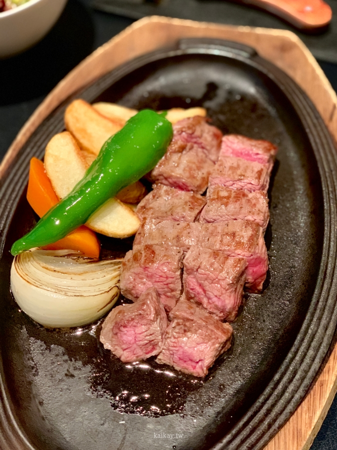 ☆【2019。名古屋】steak house Beef Okuma松坂屋名古屋本店。近江牛初體驗