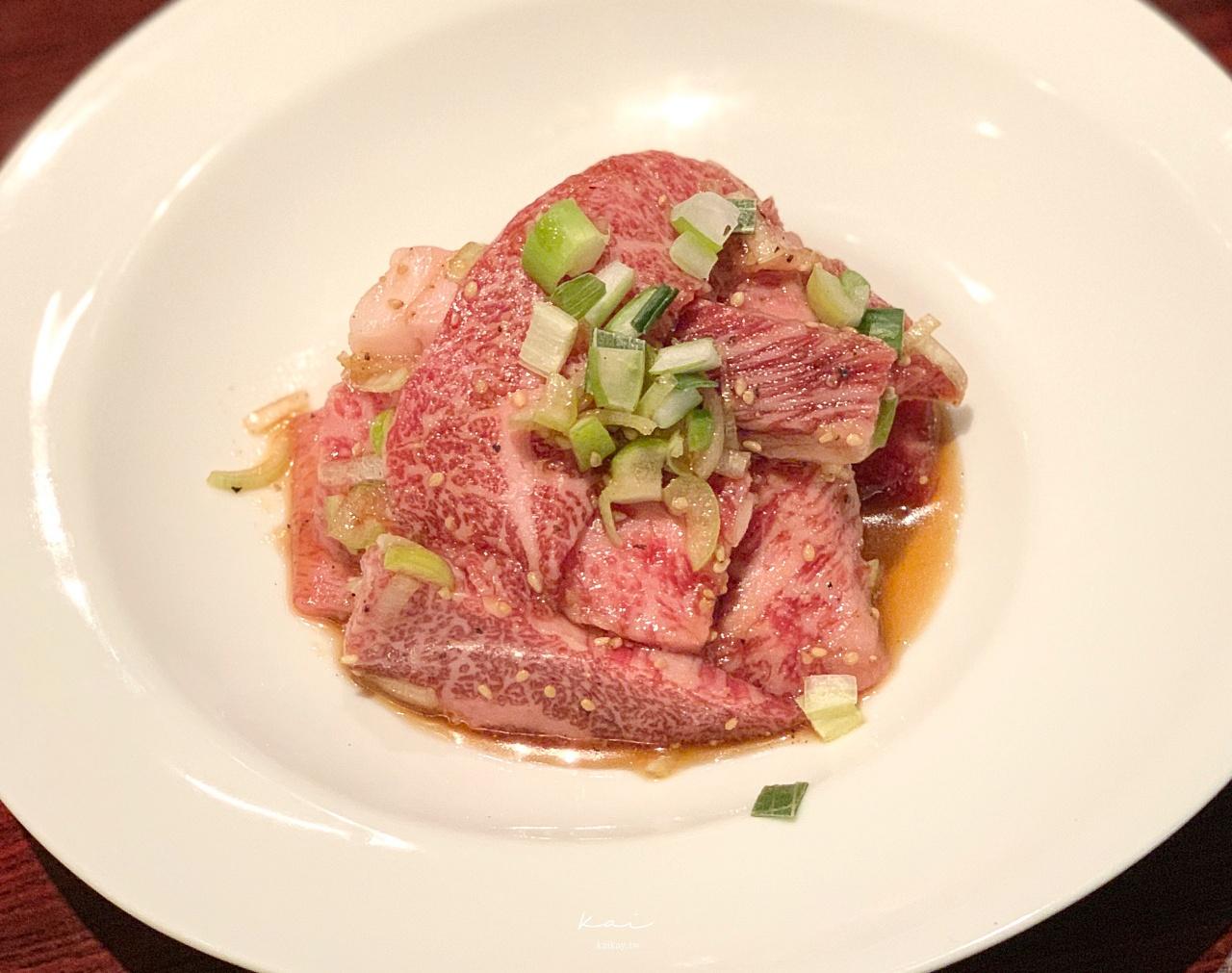 ☆【有片】敘敘苑燒肉超值午間套餐:SPECIAL LUNCH 牛切落し燒ランチ