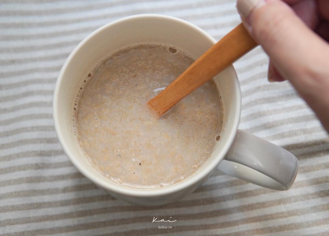 ☆【美食】天泉草本 活力燕麥奶。早餐、宵夜無負擔