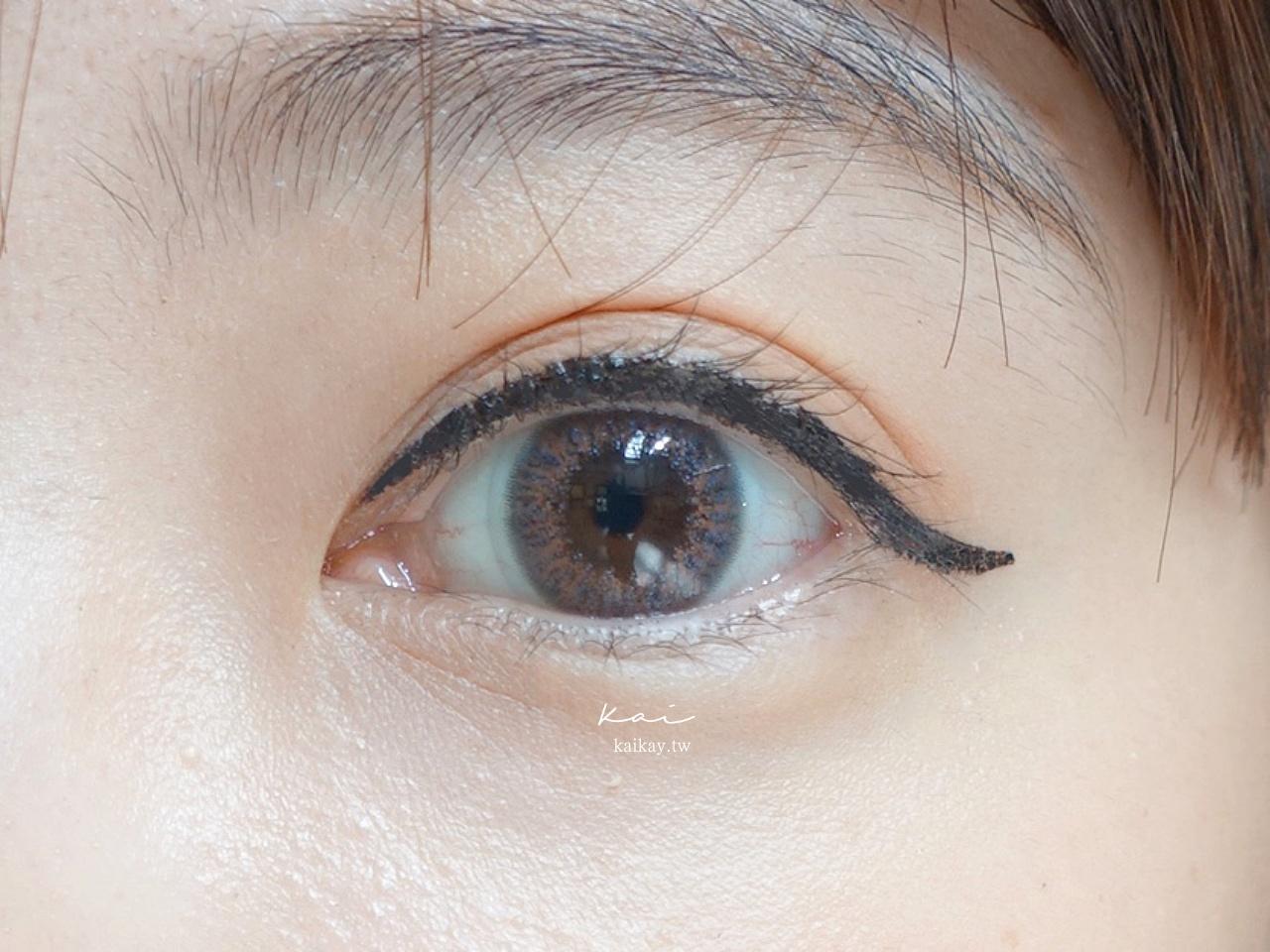 ☆【隱眼】星歐彩色日拋隱形眼鏡:Toffee澄、Autumn Maple棕 開箱