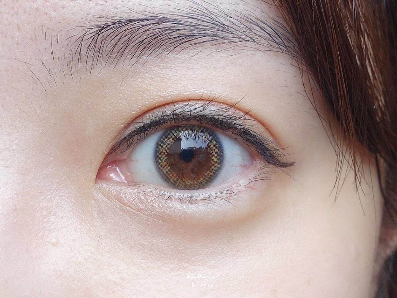 ☆【隱眼】女主角彩色日拋隱形眼鏡。茱麗葉灰、夏綠蒂冰開箱