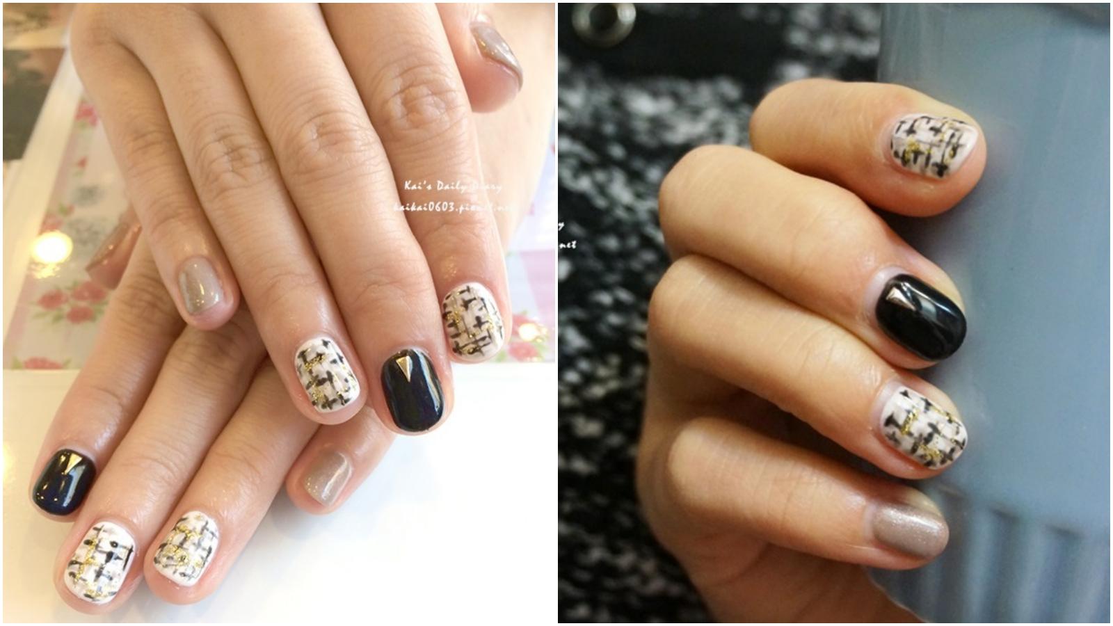 延伸閱讀:【指彩】超百搭香奈兒風毛呢指甲。Amily Nails愛美麗凝膠美甲專門店