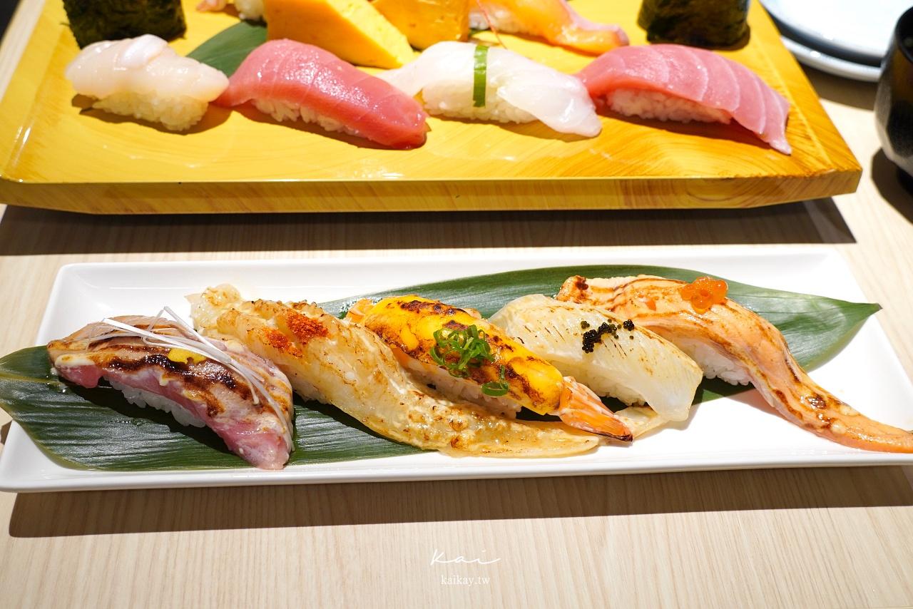 ☆【台北/忠孝】美登利壽司開箱!一吃就懷念的日本滋味