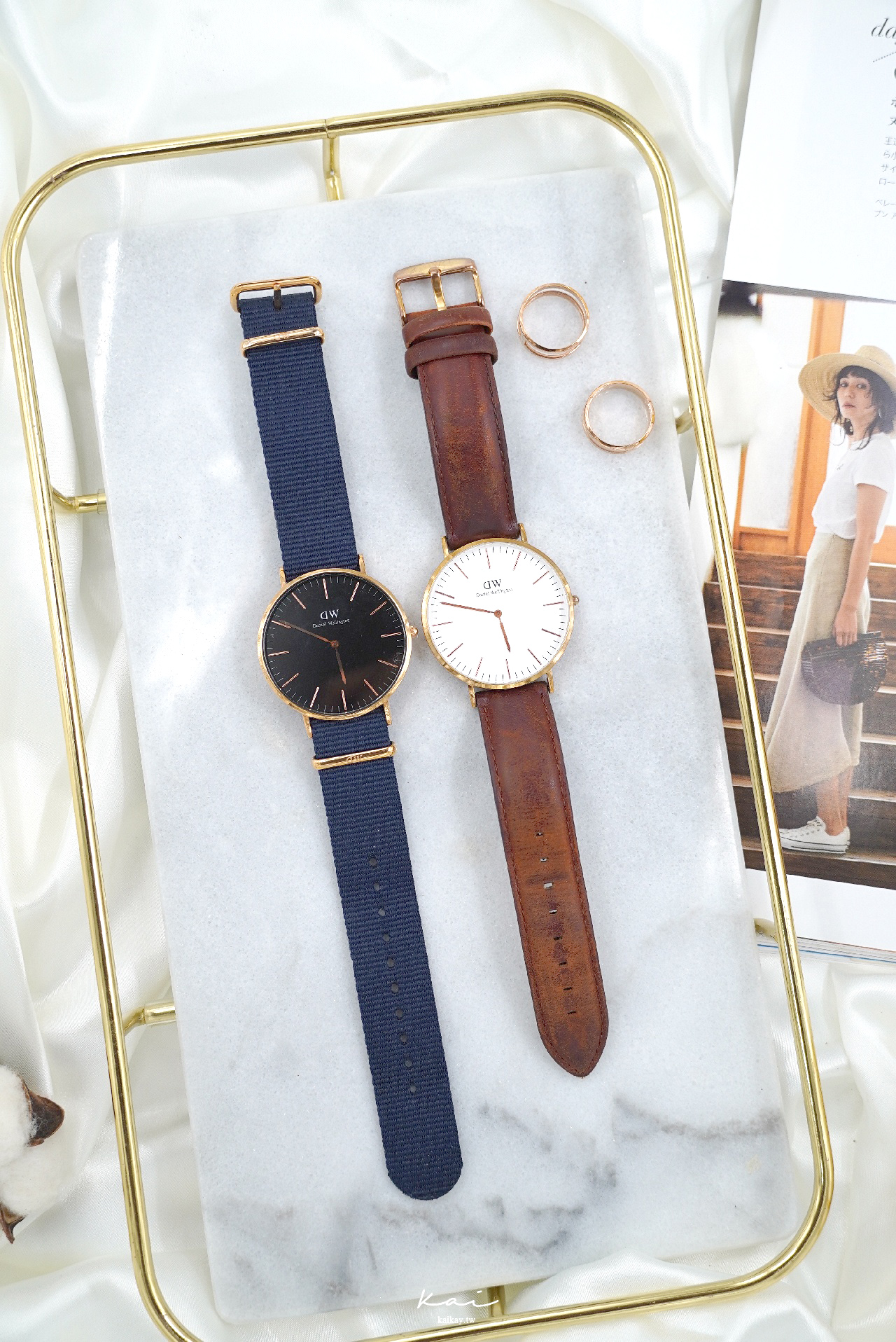 ☆【DW大錶收藏】大錶控的DW 36-40mm大錶面手錶合集(2021折扣碼:kaikay)