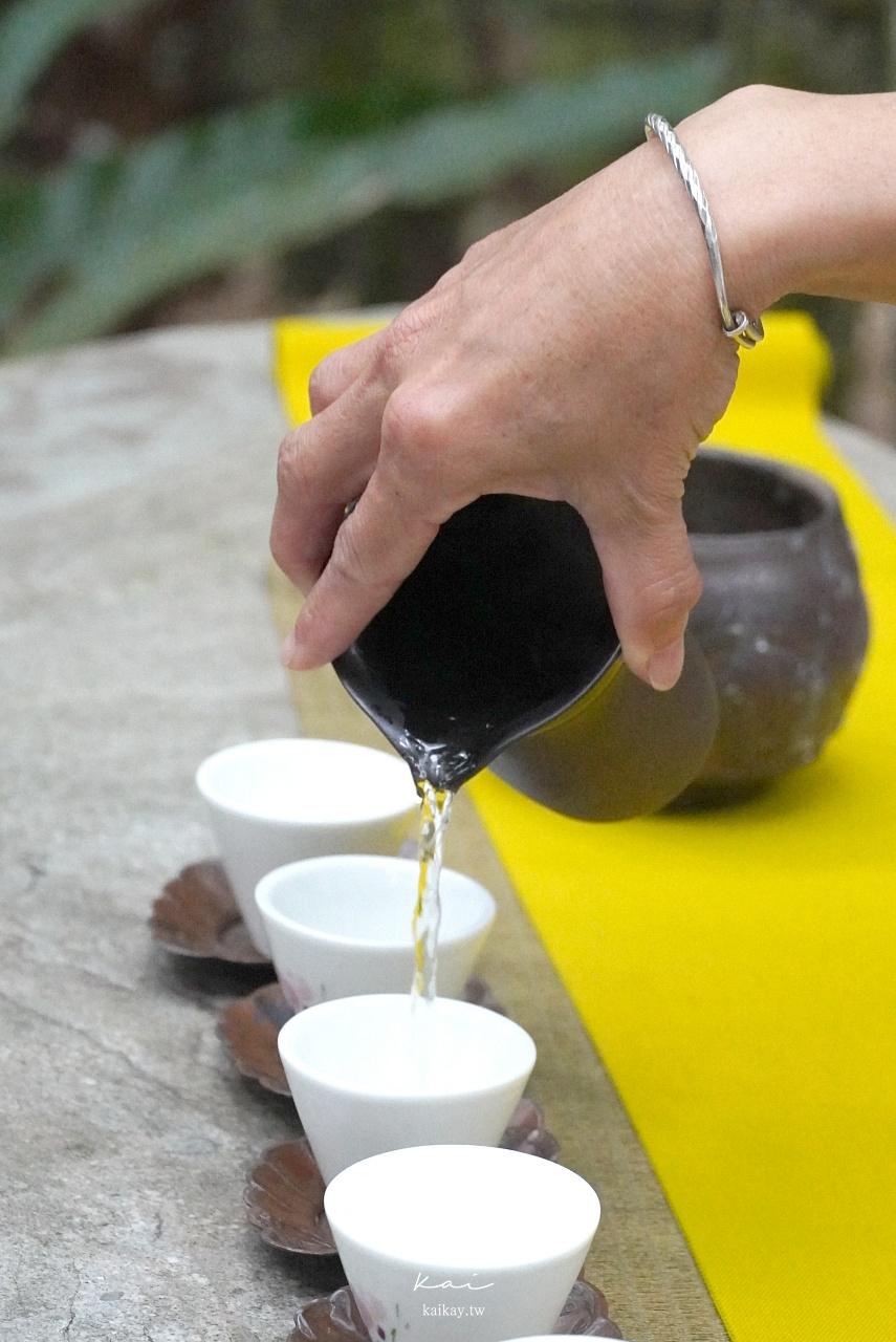 ☆【嘉義】竹林中的茶宴。綠色隧道|瑞里茶席體驗