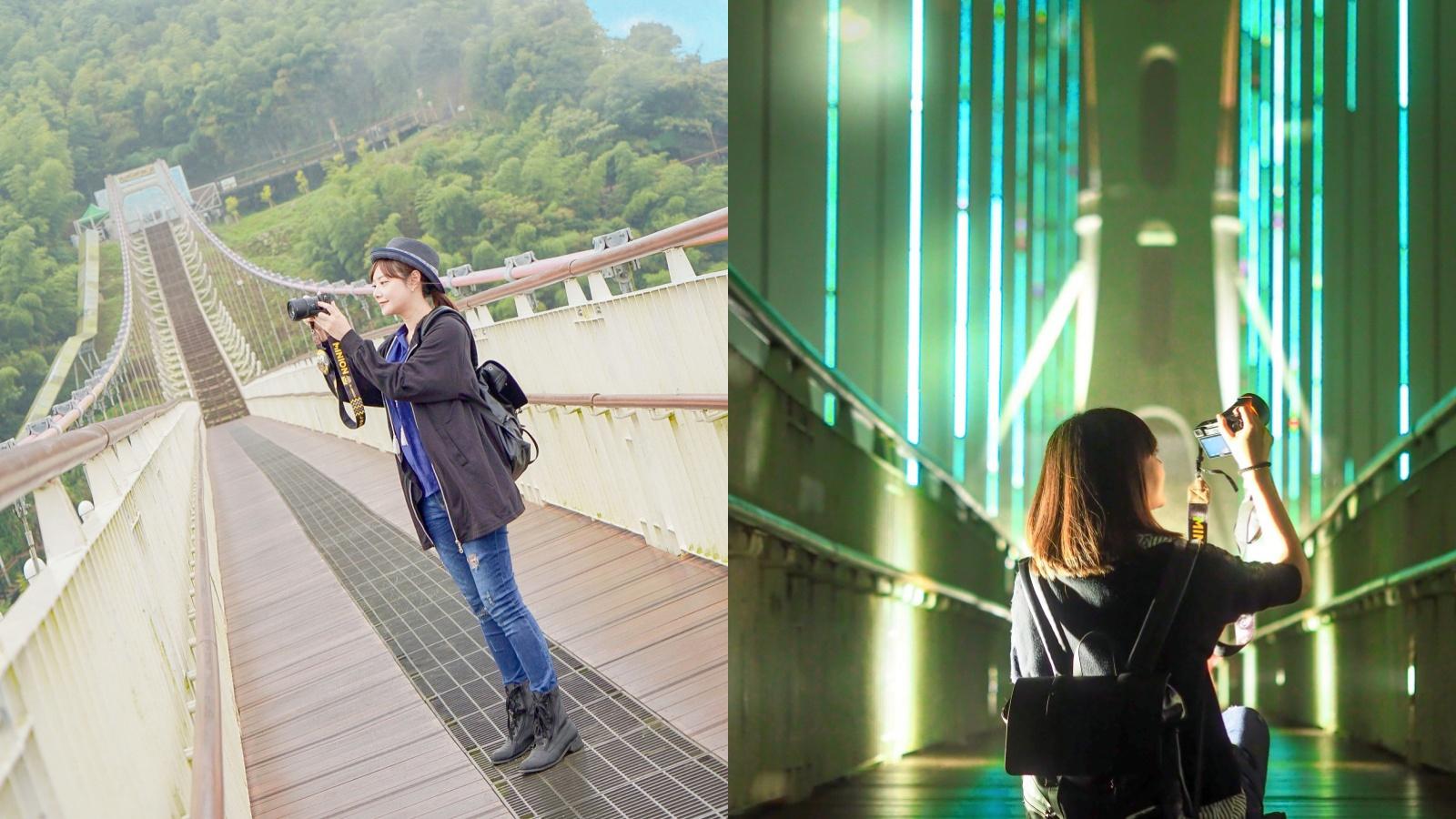 ☆【嘉義】雲端上的浪漫:梅山太平雲梯|交通方式|優惠票券 @凱的日本食尚日記