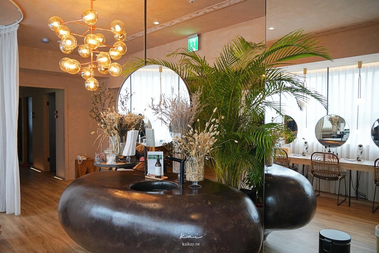 ☆【台北|中山站】33莊園五感按摩空間|最美、最放鬆的峇里島渡假風精油SPA