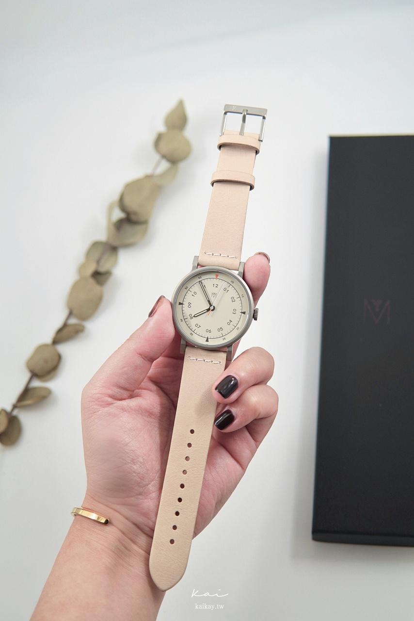 ☆【私服穿搭】大錶控的最新收藏。MAVEN 奶茶色真皮軍錶 The Urban Scout