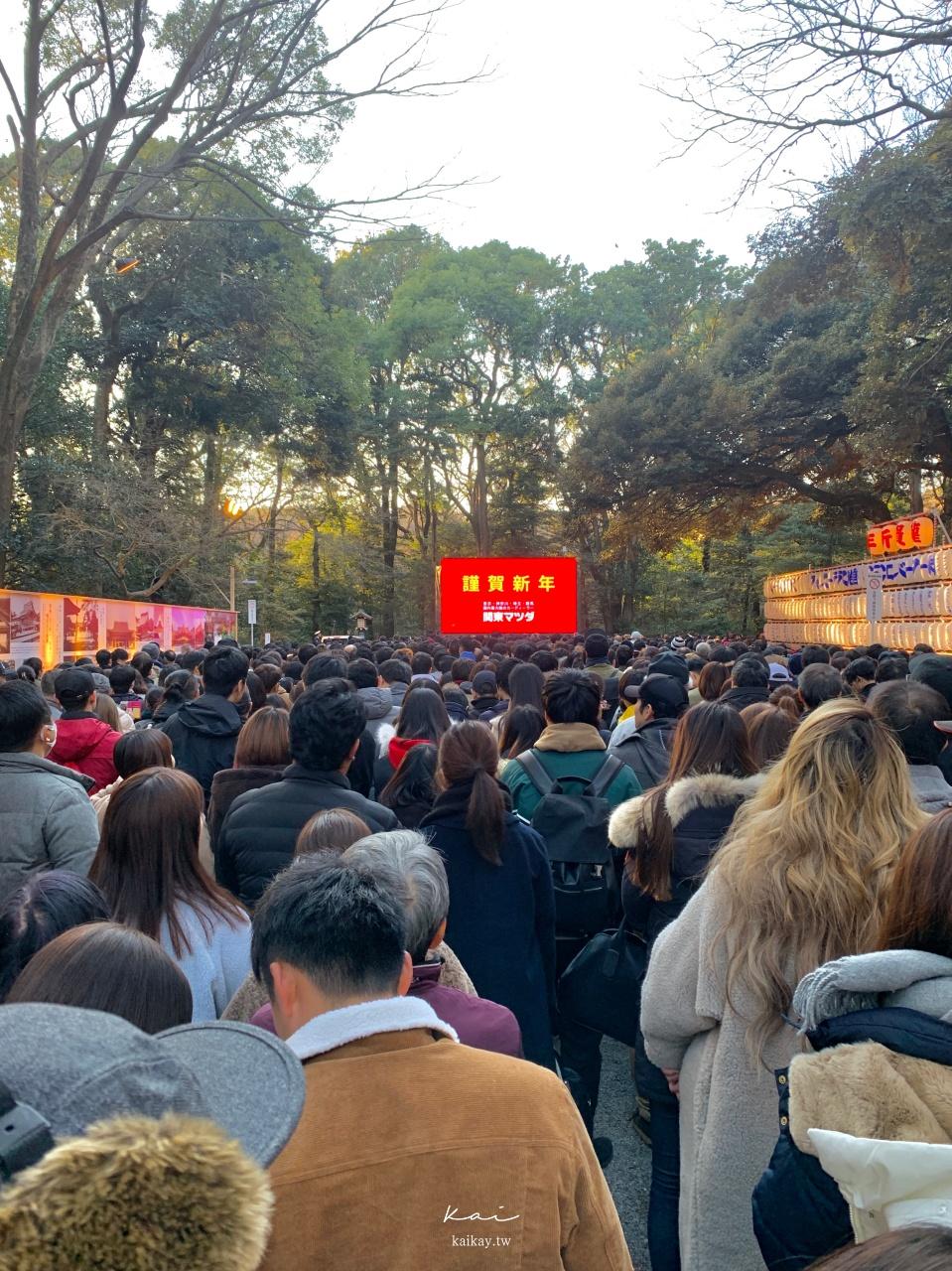 ☆【2020。東京】日本的元旦:初詣、抽福袋、折扣季買買買!明治神宮+原宿逛街地圖