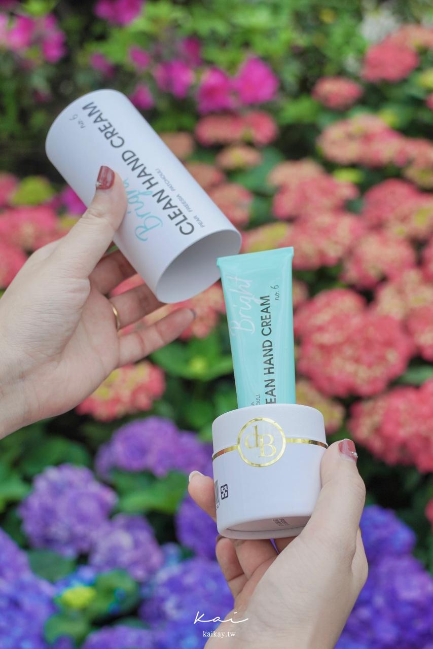 ☆【保養】deBalets小巴黎 小蒼蘭2in1 香氛潔淨護手霜凝乳。清爽不黏膩的香氛保養