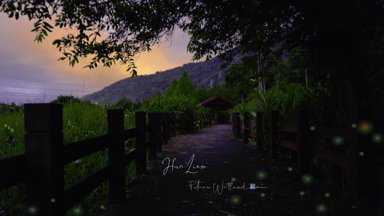 網站近期文章:☆【花蓮景點】馬太鞍濕地欣綠農園。沐浴在螢火蟲微光中的奇幻體驗