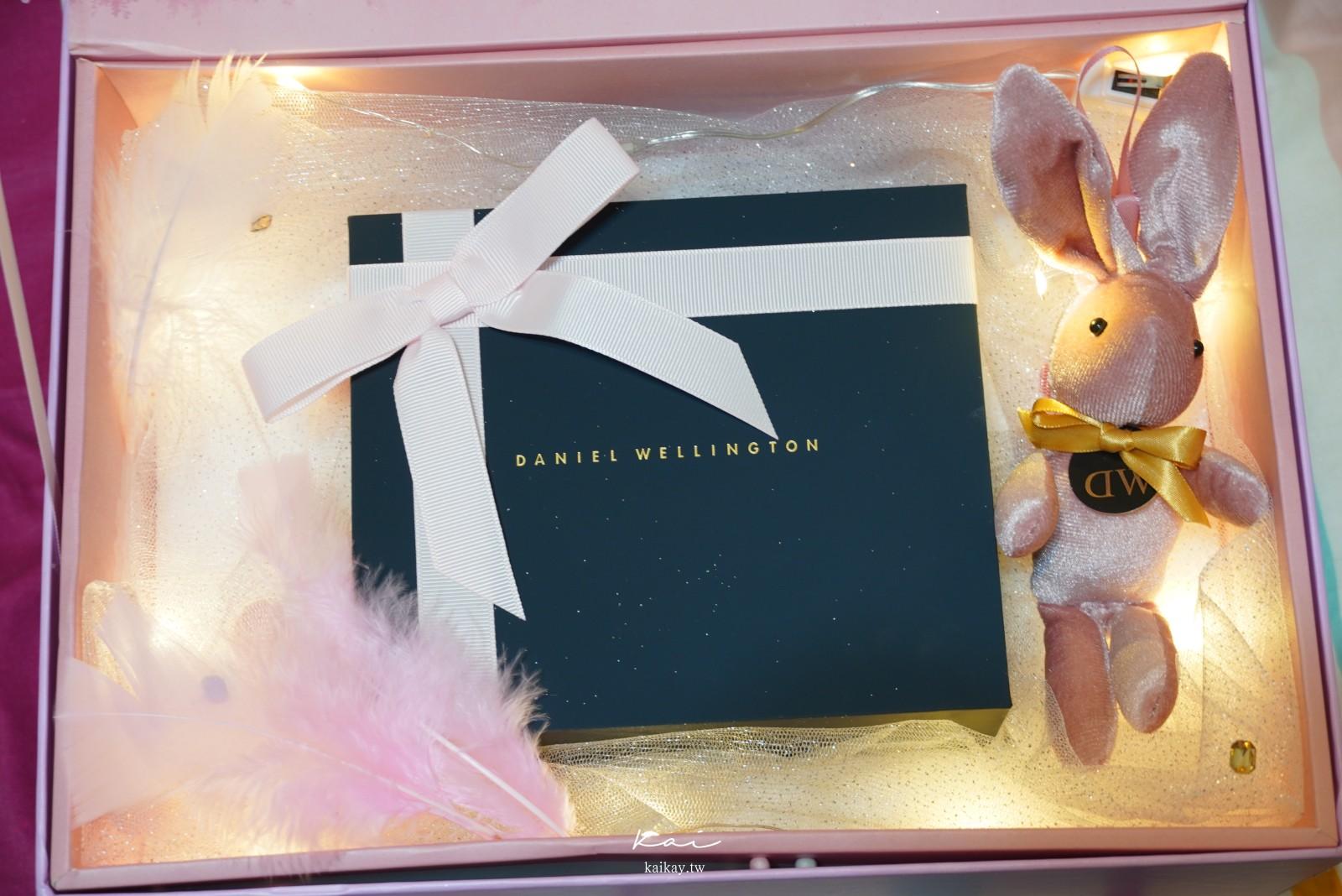 ☆【DW折扣碼】Daniel Wellington ICONIC LINK聖經女神錶。2021折扣碼:kaikay