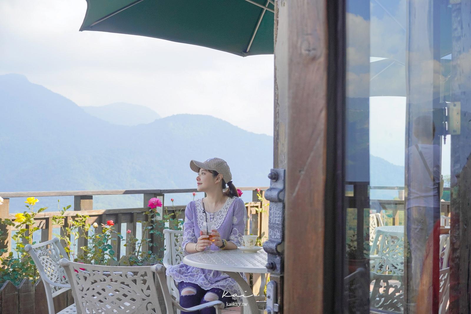 ☆【清境 來福居】IG爆紅歐洲都鐸式鄉村民宿。俯瞰老英格蘭的絕美下午茶