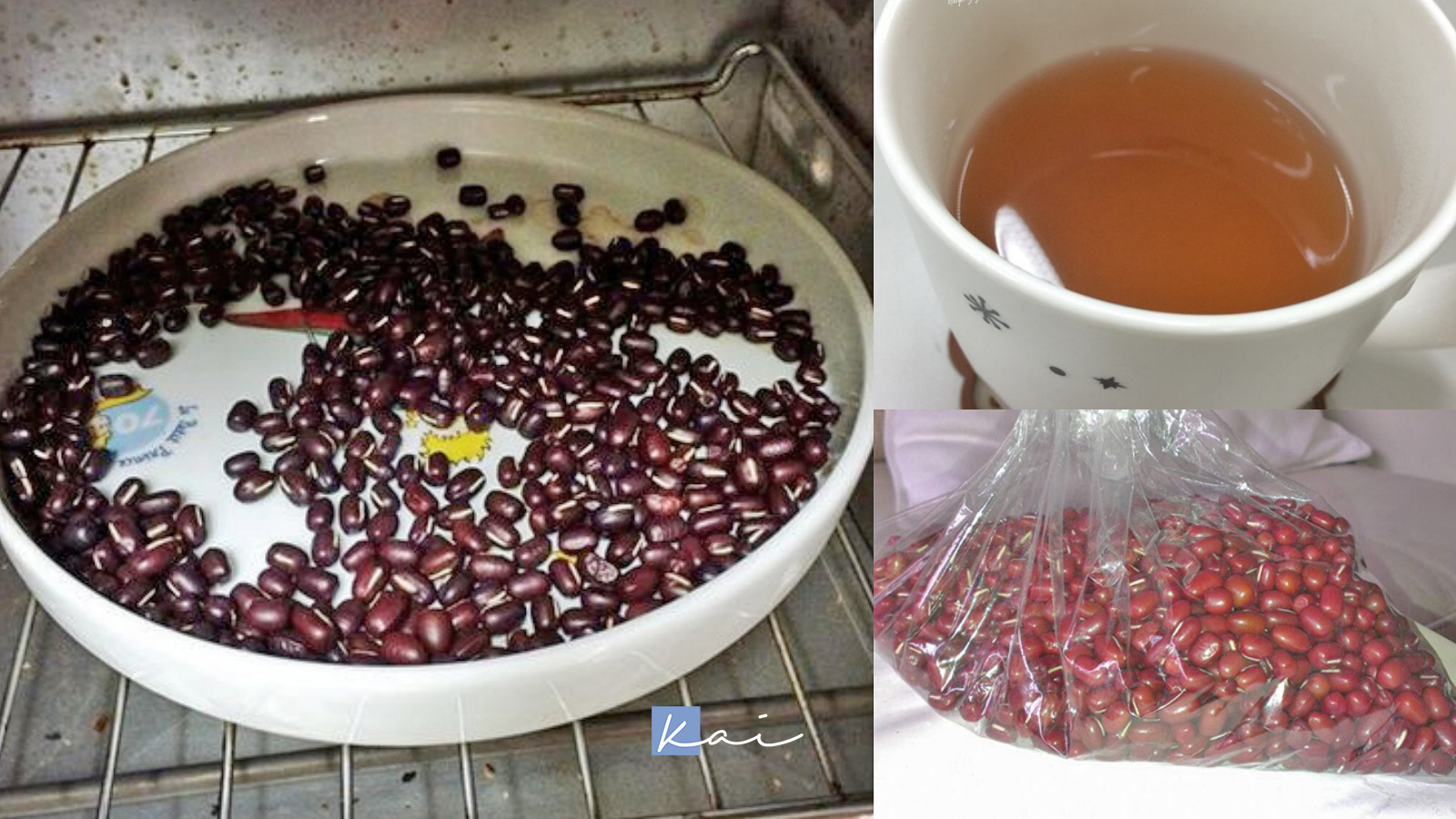 網站近期文章:【凱姐上菜】居家辦公保溫杯紅豆水懶人小教室。進階版烘烤紅豆水更好喝