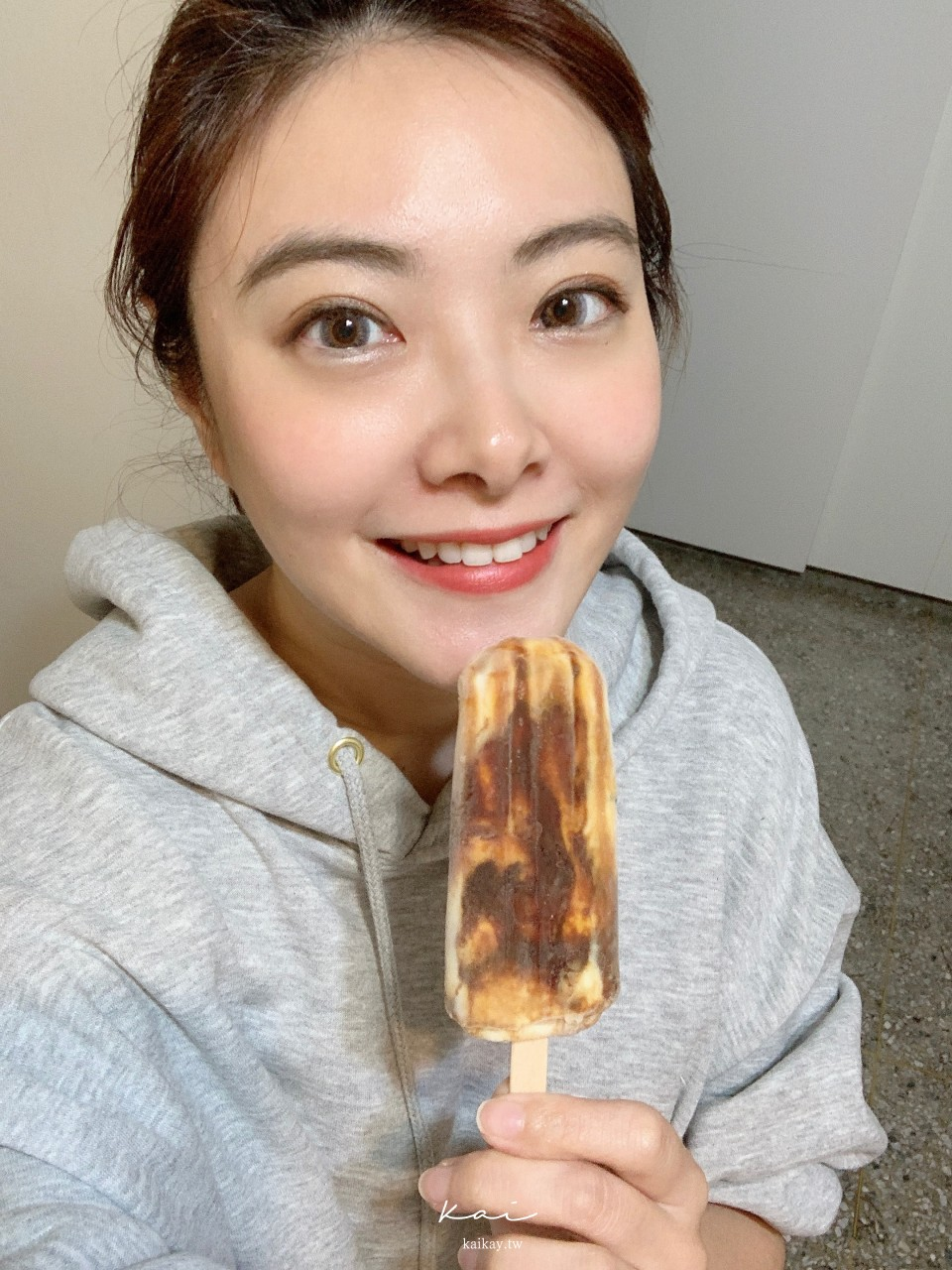 ☆【超商美食】小美黑糖珍奶雪糕。超耐吃、唯一支持的黑糖珍奶雪糕