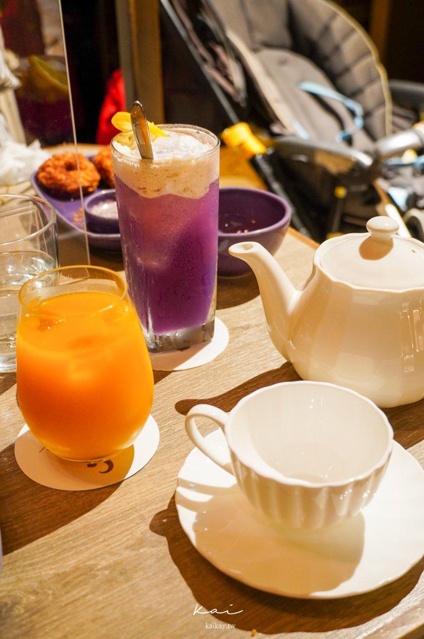 ☆【台北|忠孝復興站】NARA Thai Cuisine「紫醉金迷」限定新品開箱