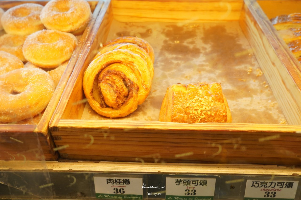 ☆【台北 南京復興站】丹麥之屋新品「爆蒜乳酪」、經典「丹麥菠蘿可頌」開箱