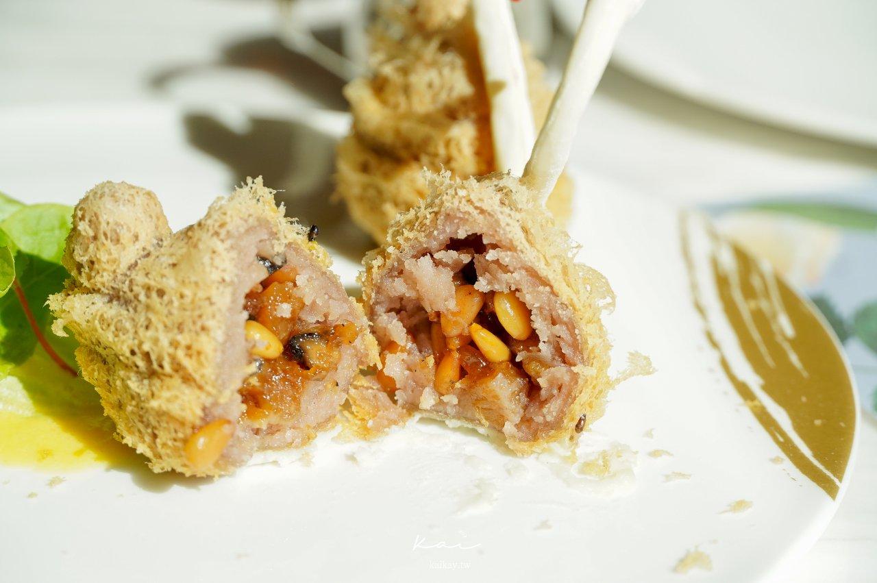 ☆【台北 松江南京站】玖尹新派中式餐酒館。絕美綠意玻璃屋港式下午茶(菜單、價位)